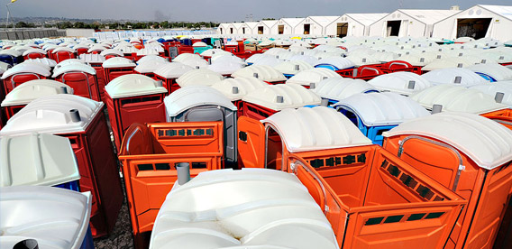 Champion Portable Toilets in Vineland, NJ